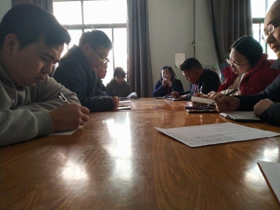 电子信息工程系召开进一步规范教学秩序会议