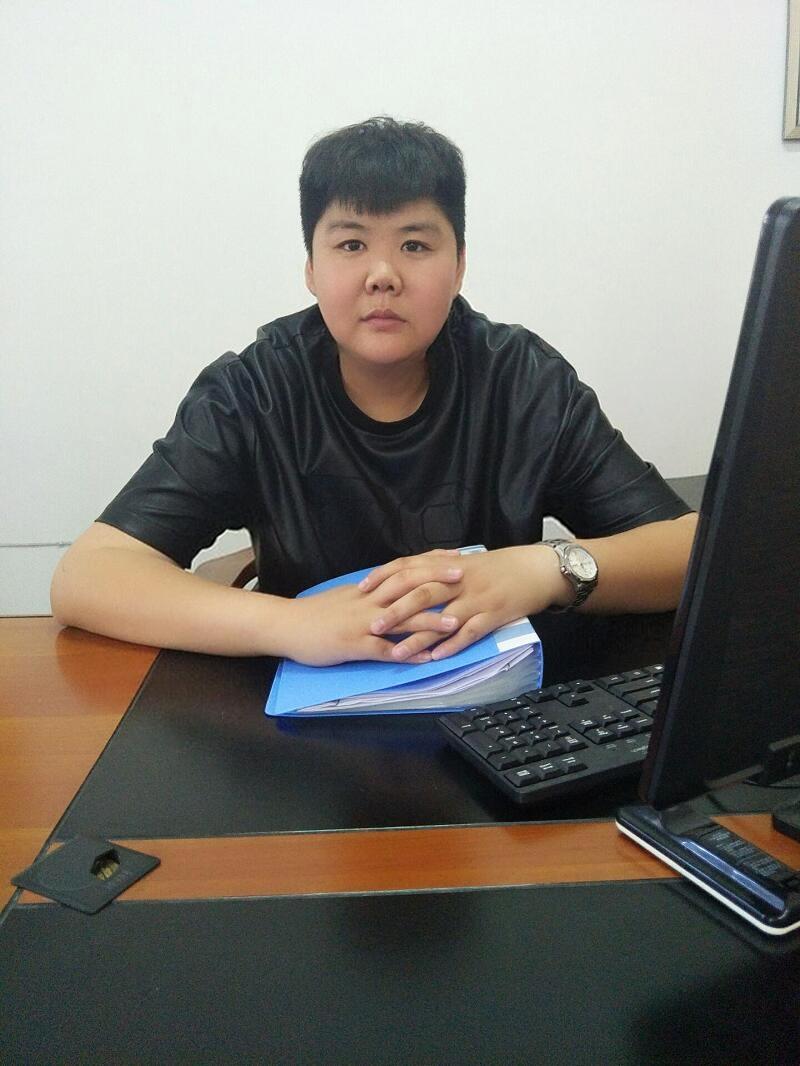 """远东学院教职工""""十佳标兵""""候选人——翟东"""